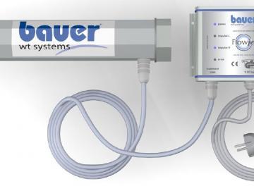 Flowjet physikalische Wasserbehandlung